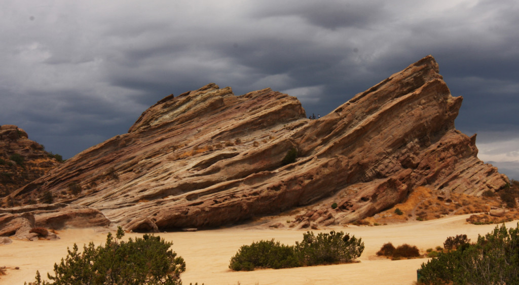 Vasquez Rocks, California, USA