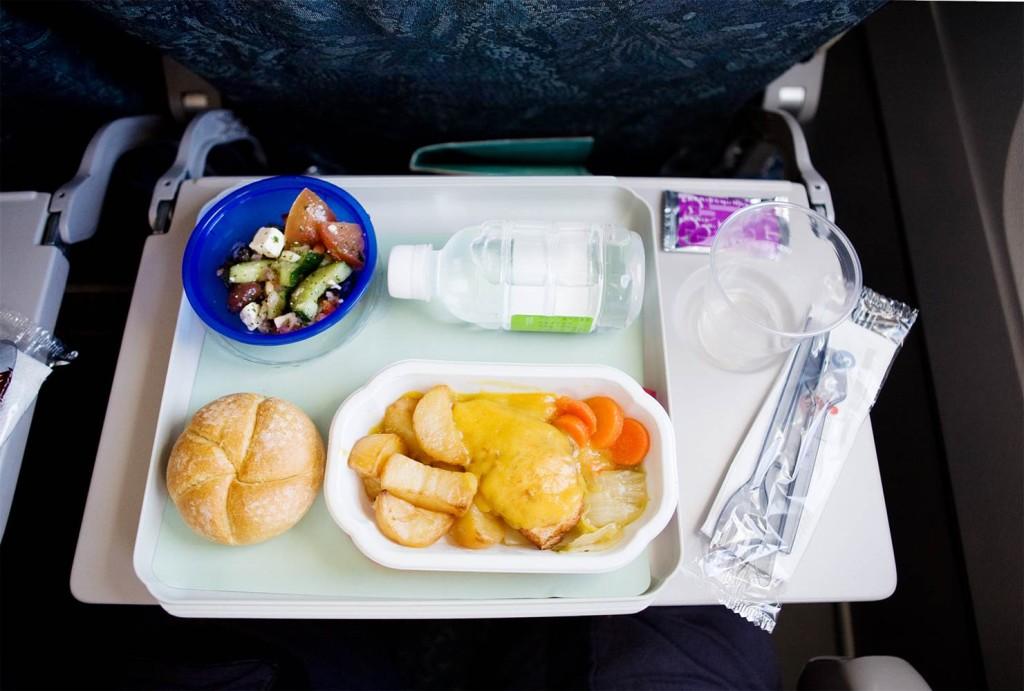 Comida de Avião